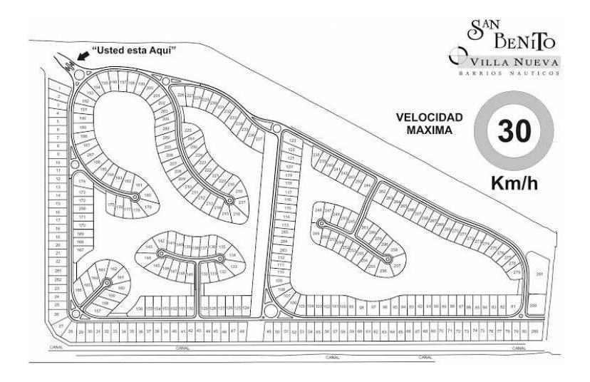 villa nueva barrio san benito excelente lote a laguna de 1000 m2  en la mejor costa del lago!!! orie