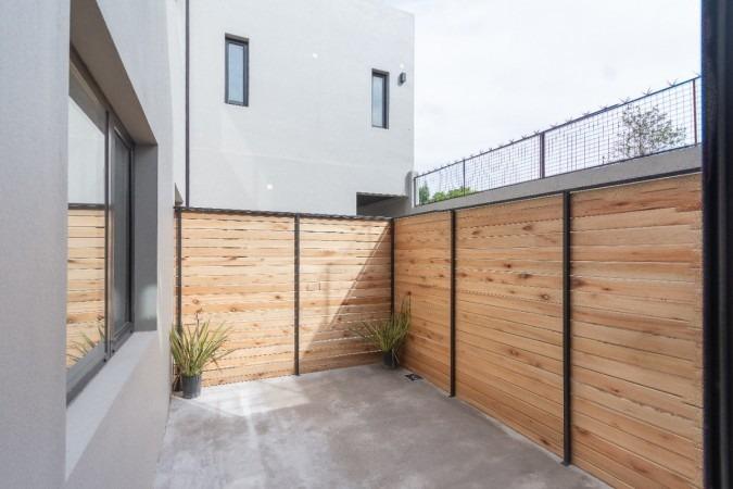 villa primera venta ph 2 ambientes con patio a estrenar