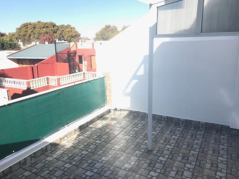 villa pueyrredon, duplex 4 ambientes, cochera patio y terraz