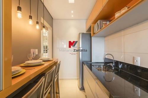 villa real - apartamento a venda no bairro jardim bela vista - americana, sp - apvreal