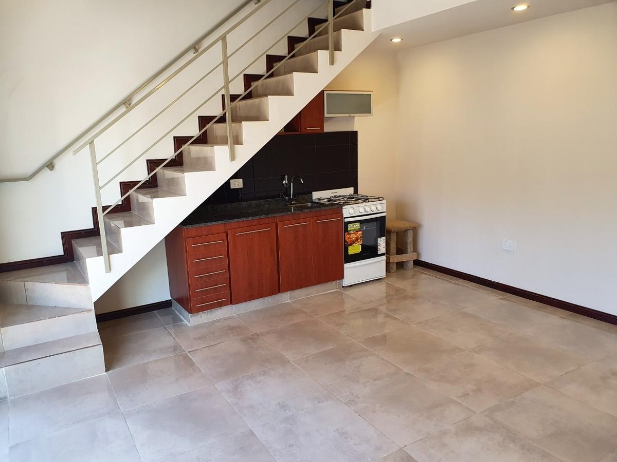 villa urquiza 2 ambientes estrenar duplex sin expensas
