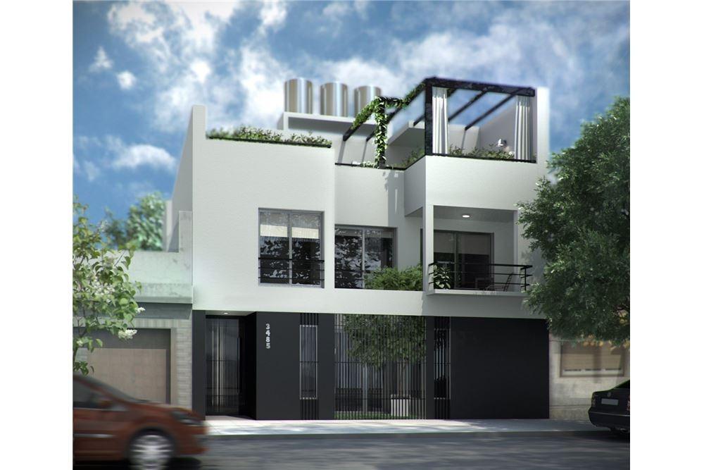 villa urquiza, ph 2 amb. gran terraza 2 baños