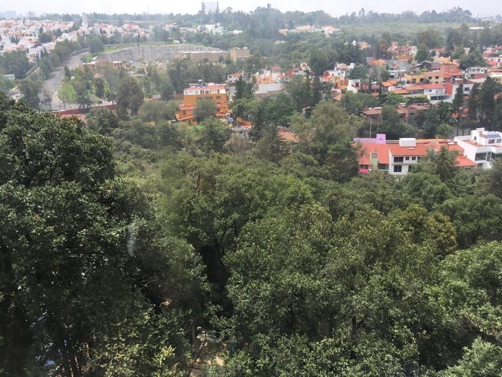 villa verdún, depto excelente conservación con espectacular vista a arbolada