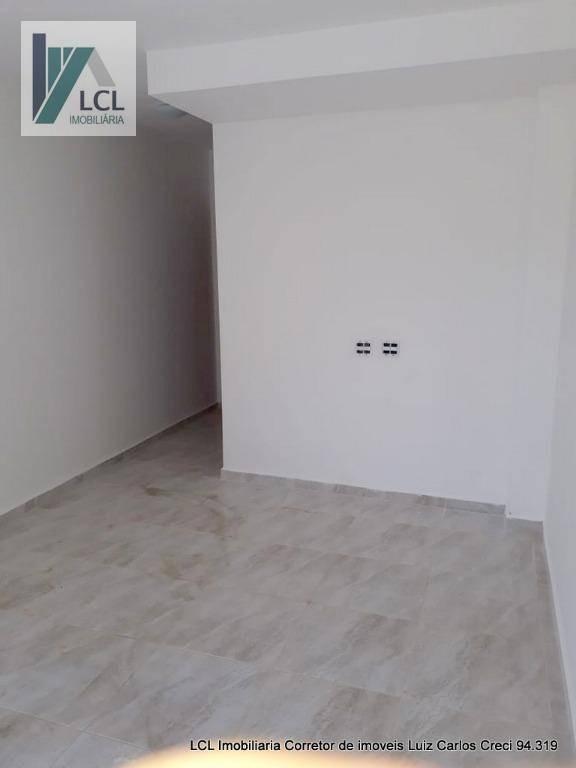 village com 2 dormitórios à venda, 60 m² por r$ 210.000,00 - jardim sandra - cotia/sp - vl0003