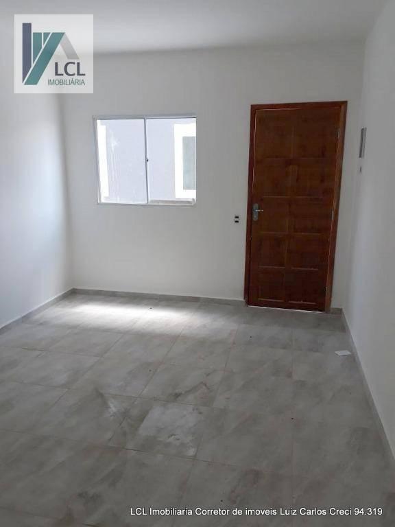village com 2 dormitórios à venda, 60 m² por r$ 214.000,00 - jardim sandra - cotia/sp - vl0003