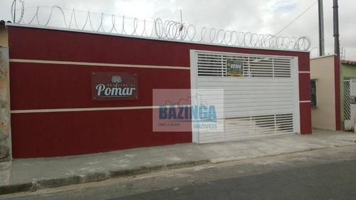 village com 2 dormitórios à venda, 70 m² por r$ 215.000 - vila brasileira - mogi das cruzes/sp - vl0019