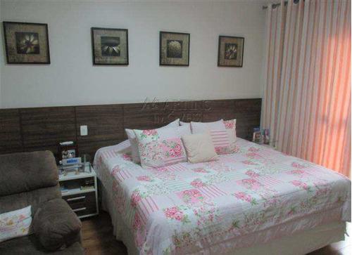 village das flores casa 302m² 3 suítes 1 master 4 vagas c-5600 - v5600