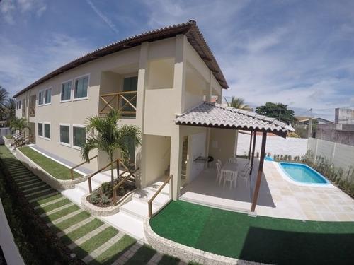 village de 2 quartos, venda  praia de ipitanga - villa vera