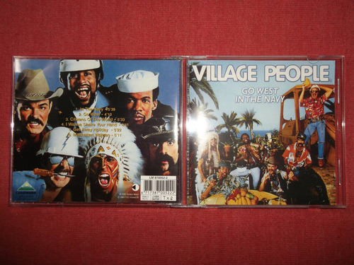 village people - go west in the navy cd holanda 2004 mdisk
