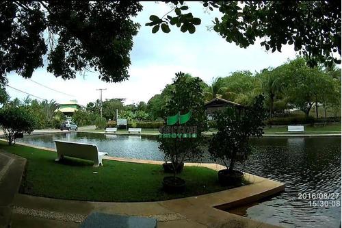village residencial à venda, jauá, camaçari - vl0050. - vl0050