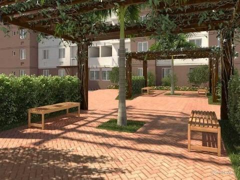 village vip, barra olimpica, apto 2 quartos com varanda e total lazer - ap00256