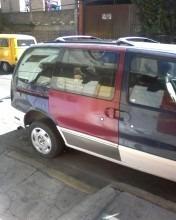 villager minivan completa o en partes