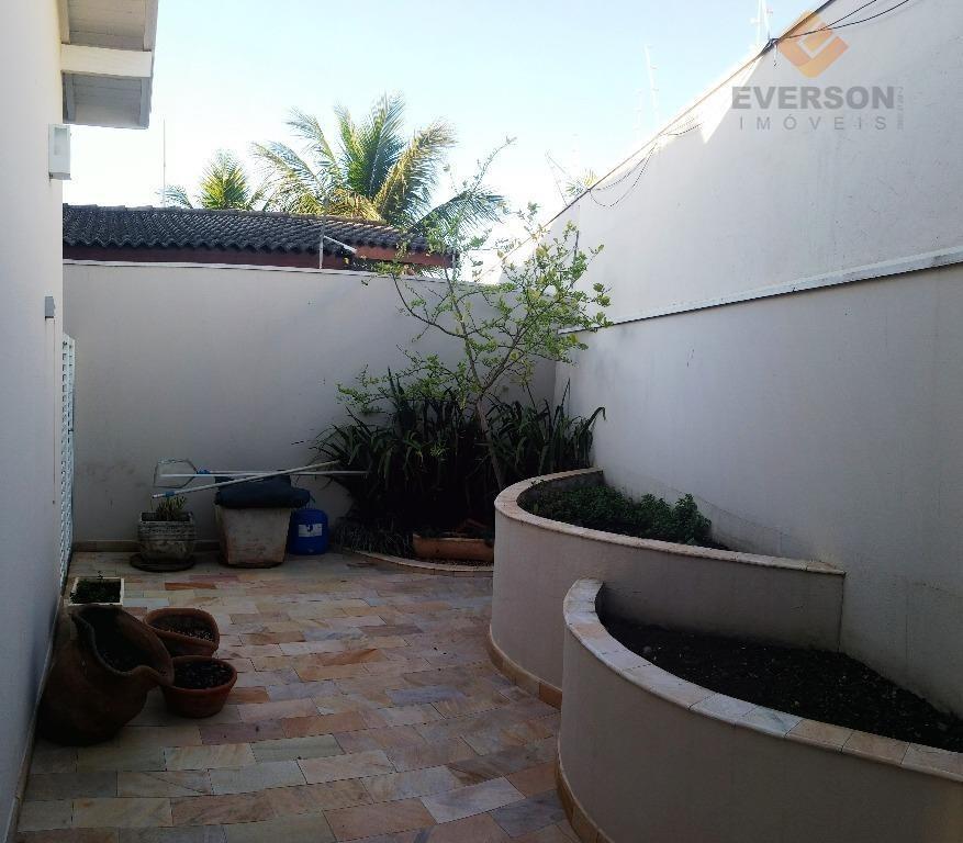 villágio gávea, venda e locação, cid. jardim, rio claro. - ca0460