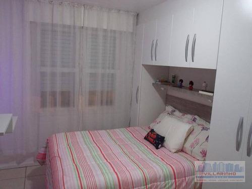 villarinho imóveis: apartamento com 1 dormitório à venda, 39 m² por r$ 179.000 - cavalhada - porto alegre/rs - ap0588