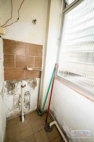 villarinho imóveis: apartamento com 1 dormitório à venda, 48 m² por r$ 150.000 - cavalhada - porto alegre/rs - ap1025