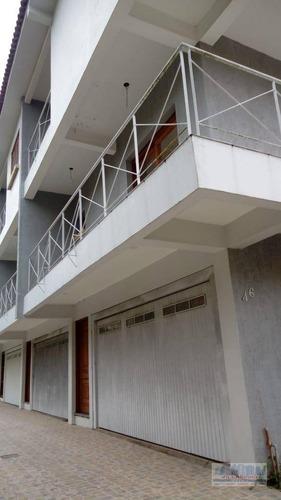 villarinho imóveis vende: casa com 3 dormitórios à venda, 172 m² por r$ 500.000 - cristal - porto alegre/rs - ca0444