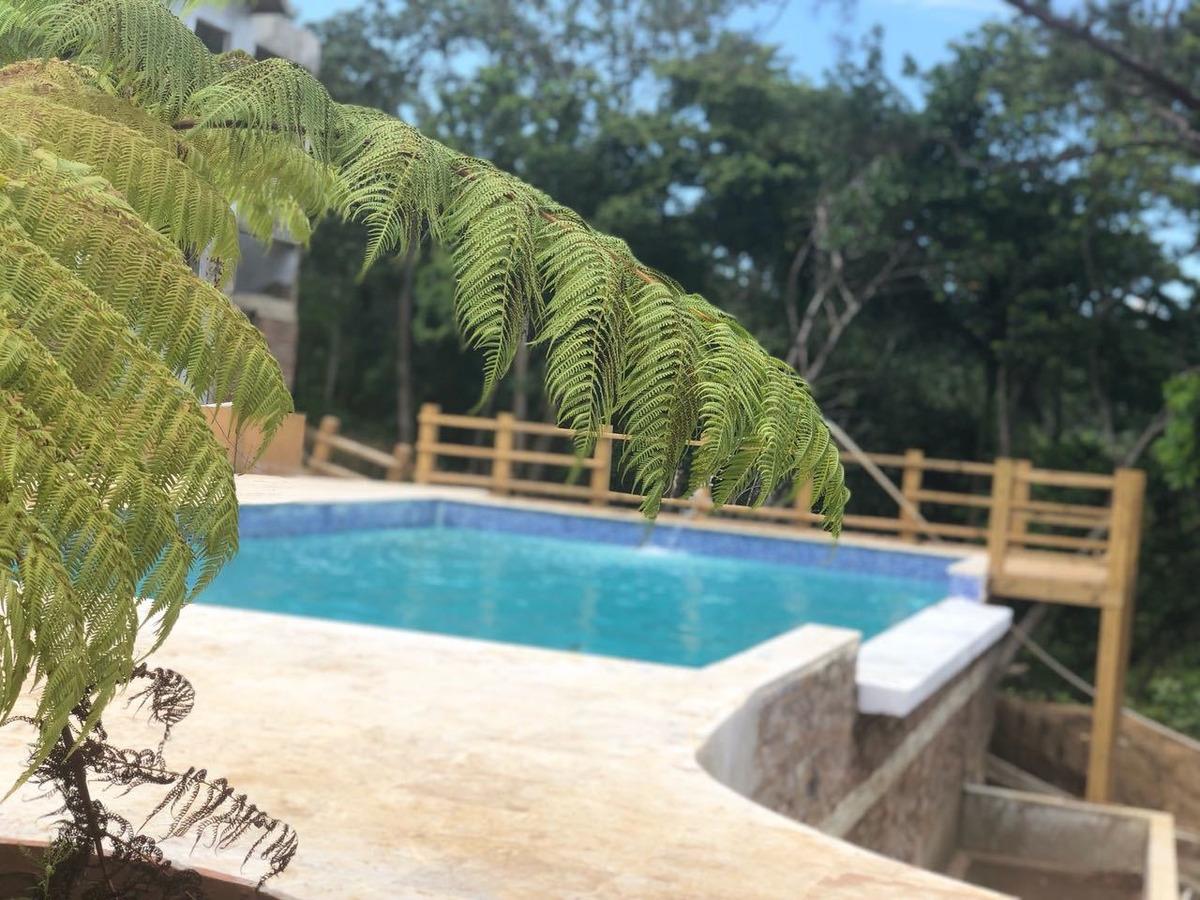 villas de 3 habitaciones en jarabacoa lista para entrega