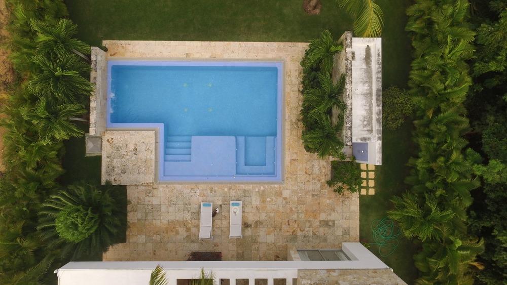 villas en playa nueva romana en villas grecia