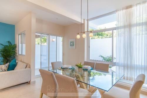 villas en venta dentro de exclusivo residencial