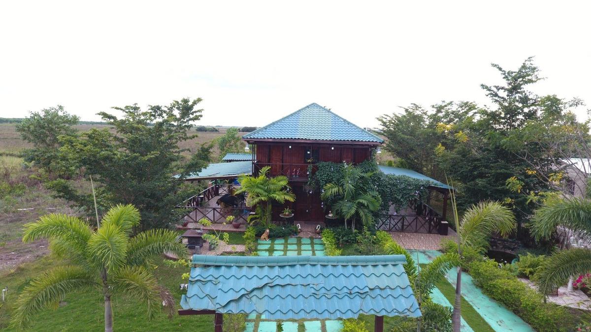 villas  en venta en complejo campestre en rep dom con titulo