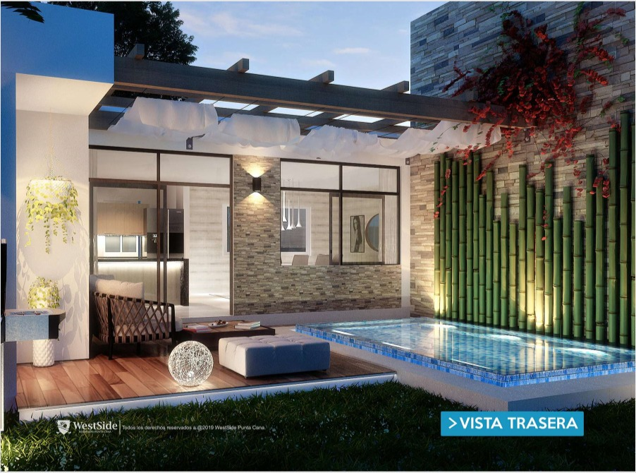 villas en westside  residences /punta cana