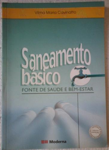 vilma maria cavinatto saneamento basico fonte de saude 2003