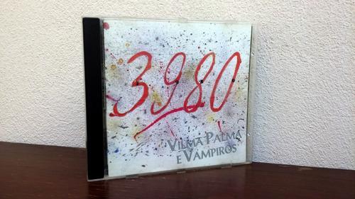 vilma palma e vampiros 3980 nuevo cd cerrado original