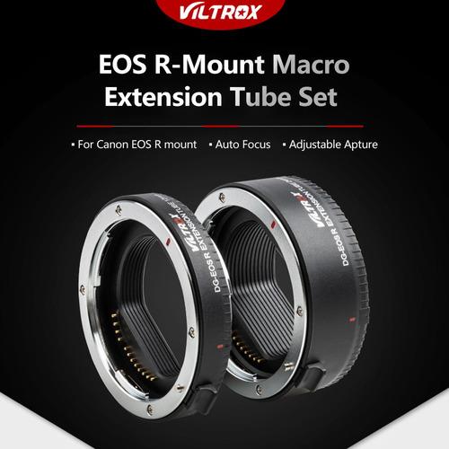 viltrox dg-eosr portátil eletr?nico macro extens?o anel
