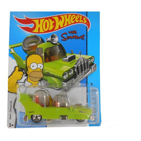 Vima7615  The Homer  P-458  #58  2015  Hot Wheels