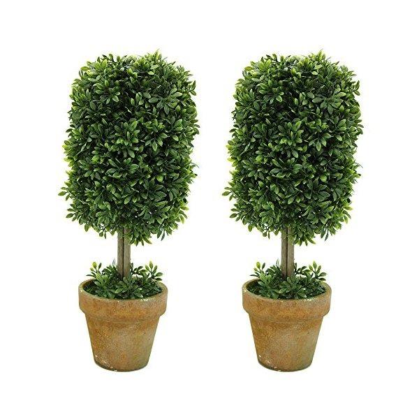 Vimi Pequeno Artificial Plantas Y Mini Arboles Decoracion B - Arboles-de-decoracion