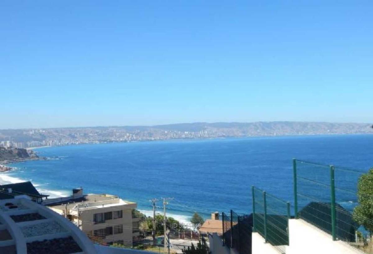 viña del mar, vista al mar
