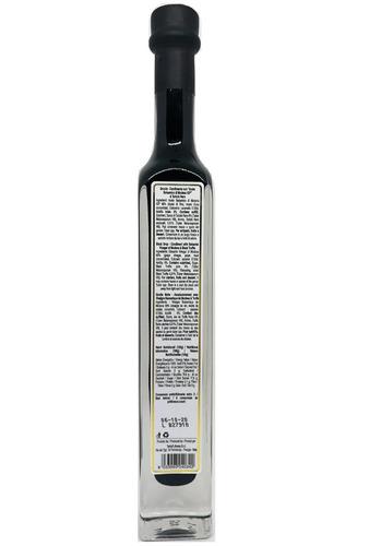 vinagre balsâmico italiano 36 meses trufado t negra 3x100ml