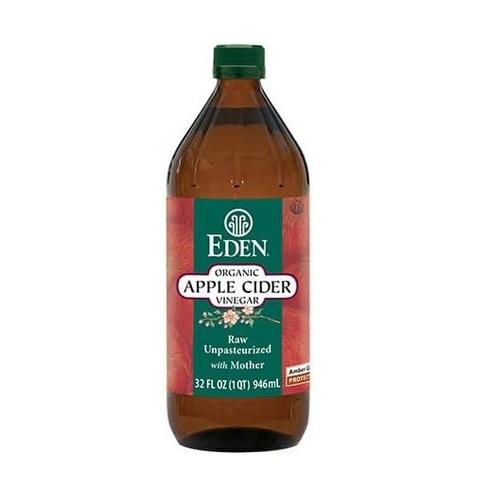 vinagre de manzana 946 ml