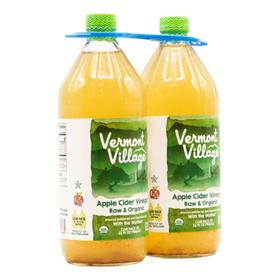 Vinagre De Sidra De Manzana Organico Verm - L a $27