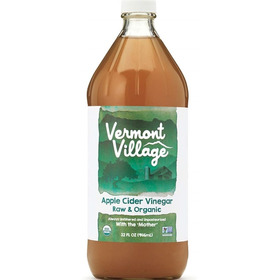 Vinagre Sidra Manzana C Madre Organico 946ml Apple Cider