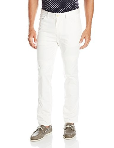 vince camuto hombres slimfit chino pant