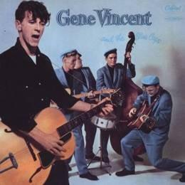 vincent gene and the blue caps importado cd nuevo