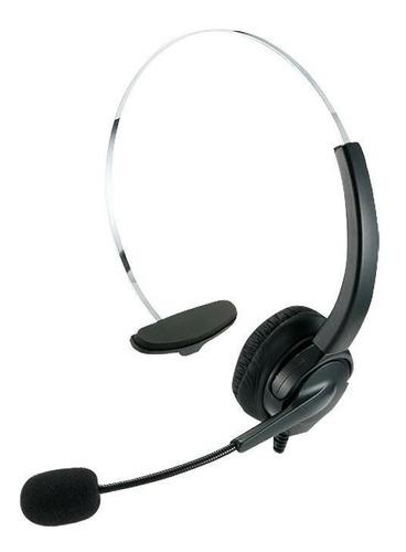 vincha auricular monoaural rj 9 telefono net-150 hi end