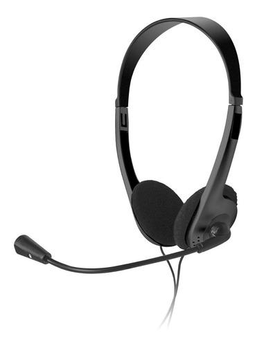 vincha con microfono ajustable skype teamspeak callcenter ®