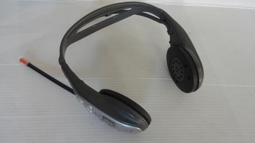 vincha sony srf - hm 33. walkman fm/am stereo.
