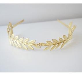venta limitada invicto x super especiales Diademas Griegas - Accesorios de Moda Dorado de Mujer en ...