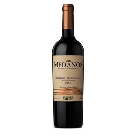 vinecol - los medanos - bonarda/tempranillo
