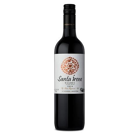 vinecol - santa irene - malbec