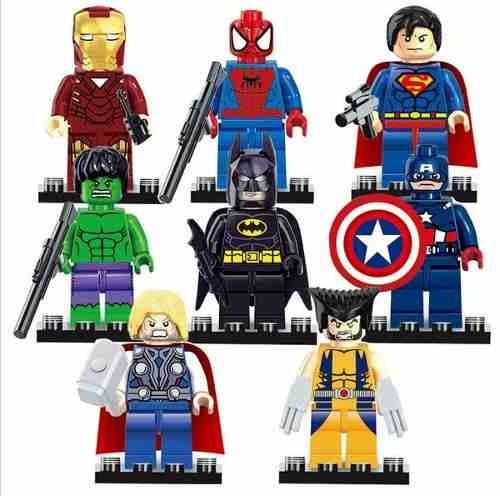 vingadores avengers hulk thor homem de ferro spider man