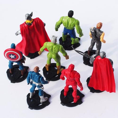 vingadores super heróis bonecos marvel