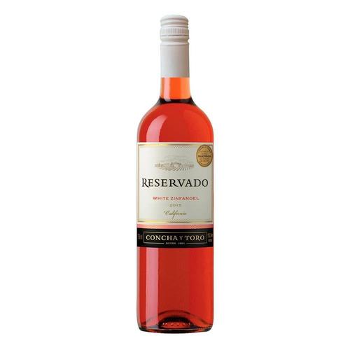 vinho americano white rosê original 750ml - concha y toro