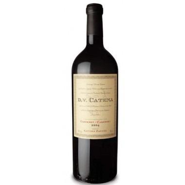 vinho argentino dv catena cabernet malbec 750ml