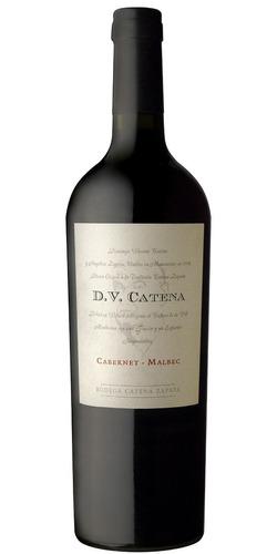 vinho argentino dv catena cabernet malbec 750ml safra 2015
