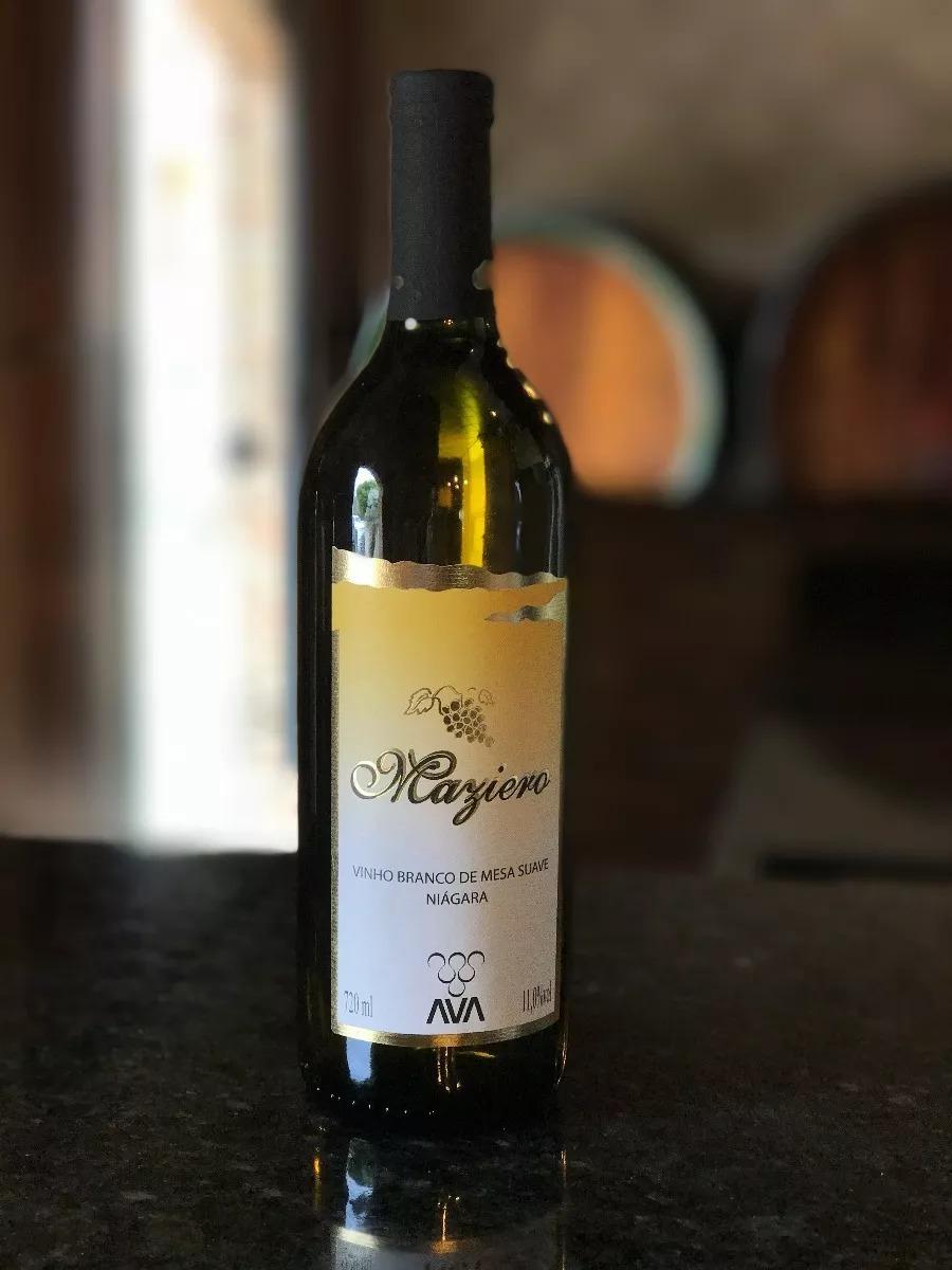 13108bb49 Vinho Branco De Mesa Suave Niágara Maziero Vinho Papa 720ml - R  60 ...