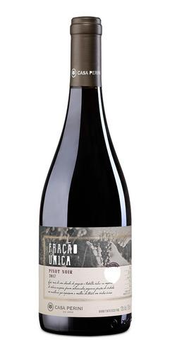 vinho casa perini fração única pinot noir - 750ml + nota fis